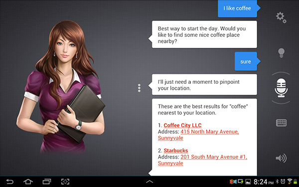 Assistant Best Artificial Intelligence Software for Android